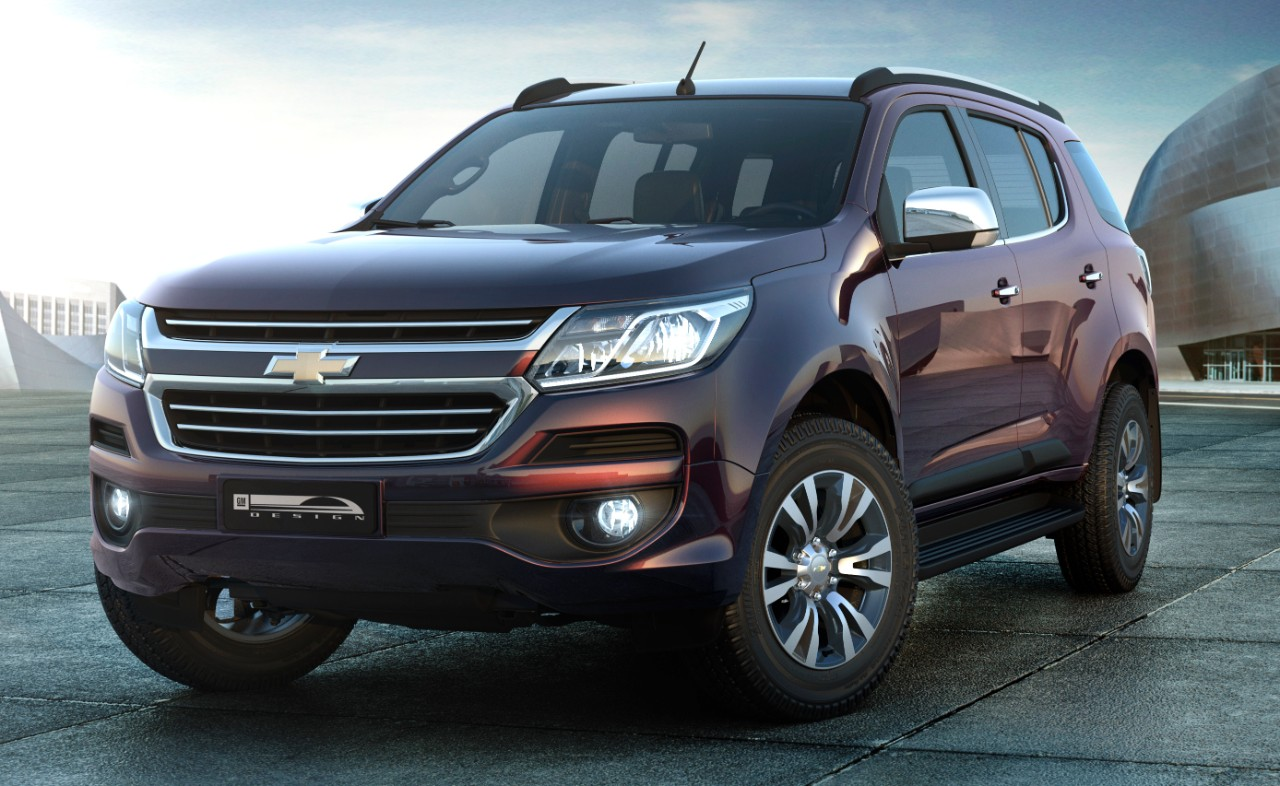 Chevrolet Trailblazer #21