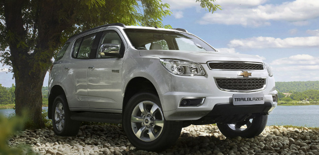 Chevrolet Trailblazer #18