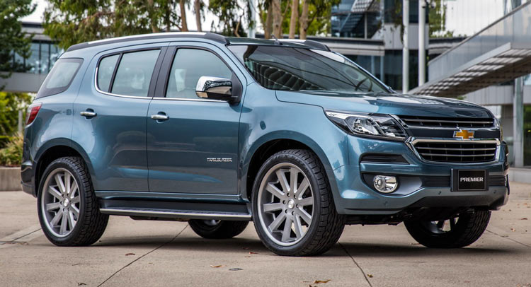 Chevrolet Trailblazer #22