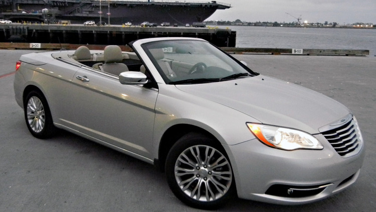 Chrysler 200 CONVERTIBLE #20