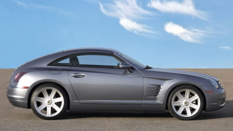 Chrysler Crossfire #16