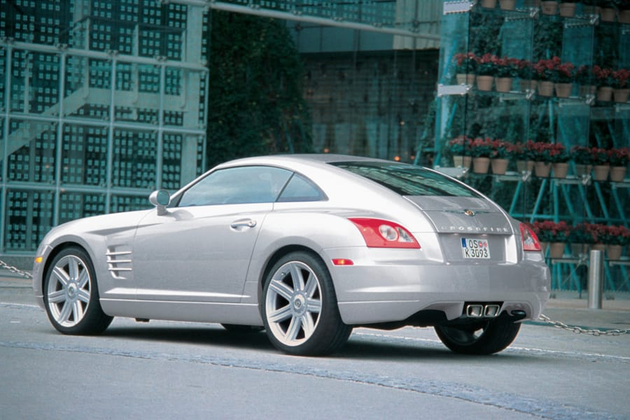 Chrysler Crossfire #17