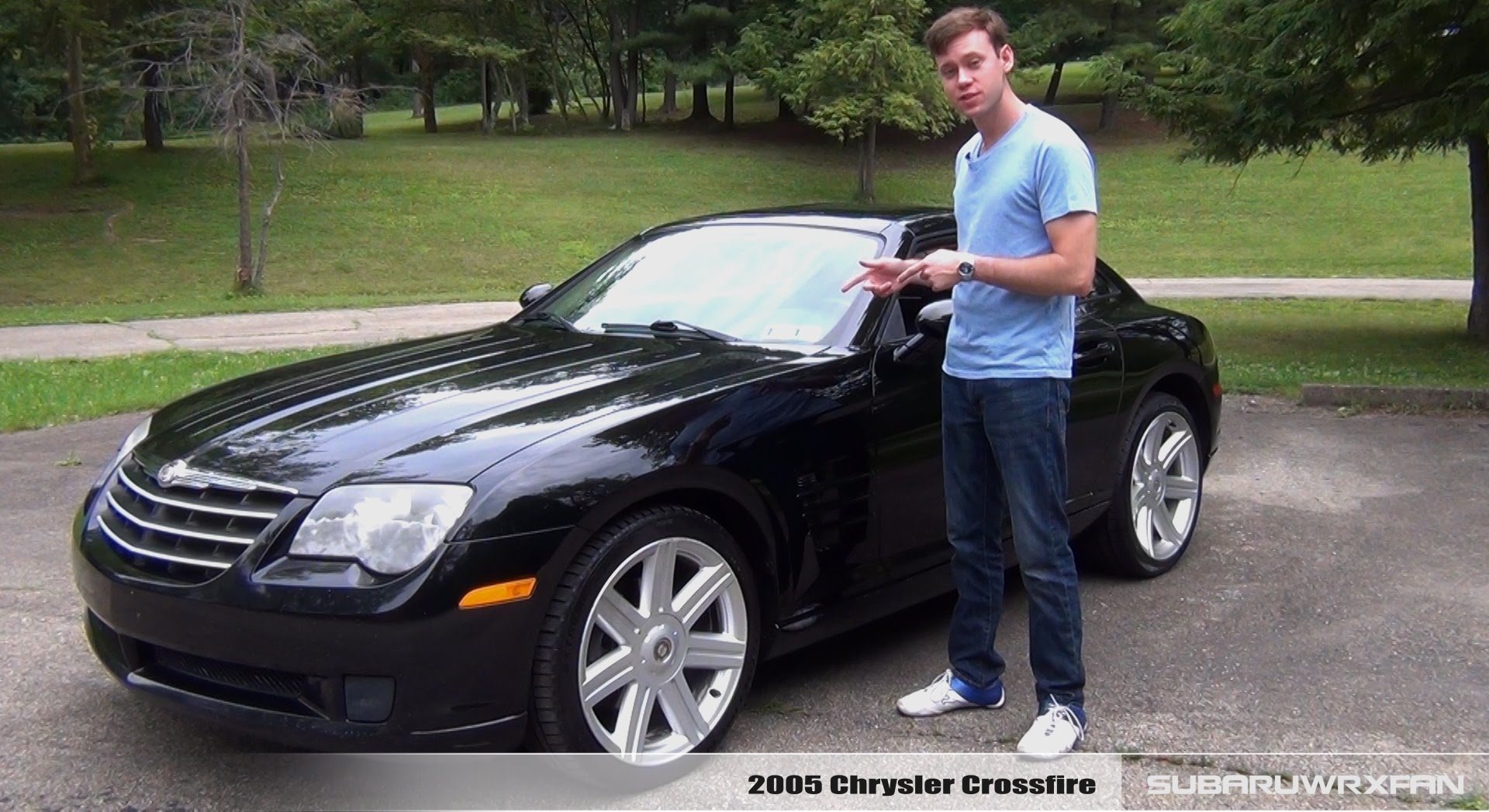 Chrysler Crossfire #18