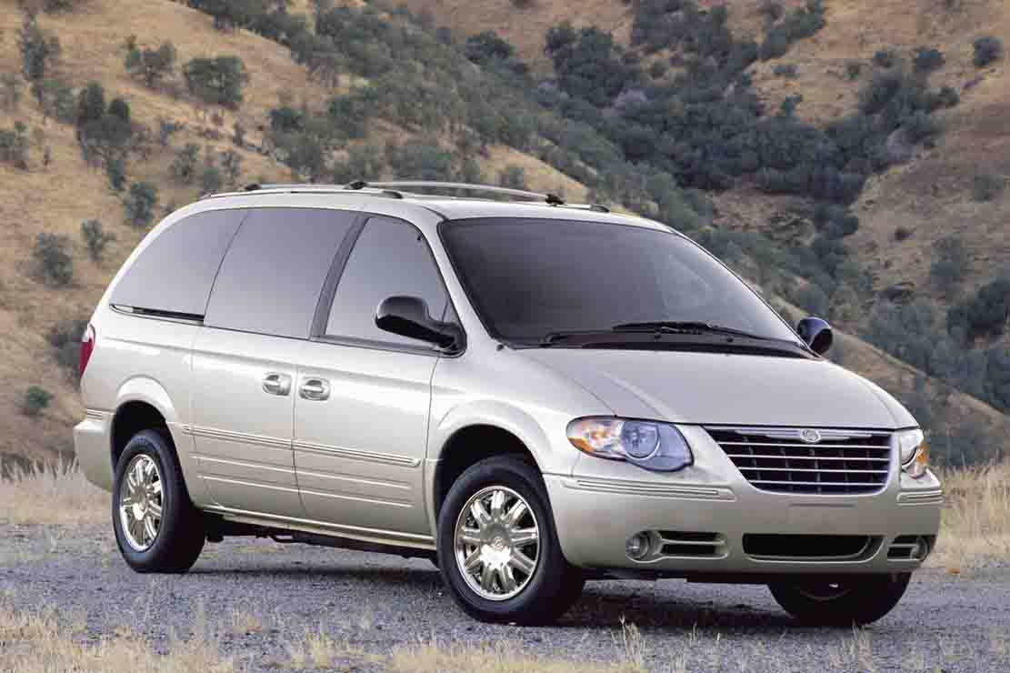 Chrysler Grand Voyager #19