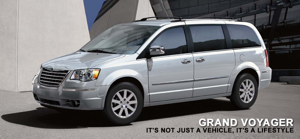 Chrysler Grand Voyager #24