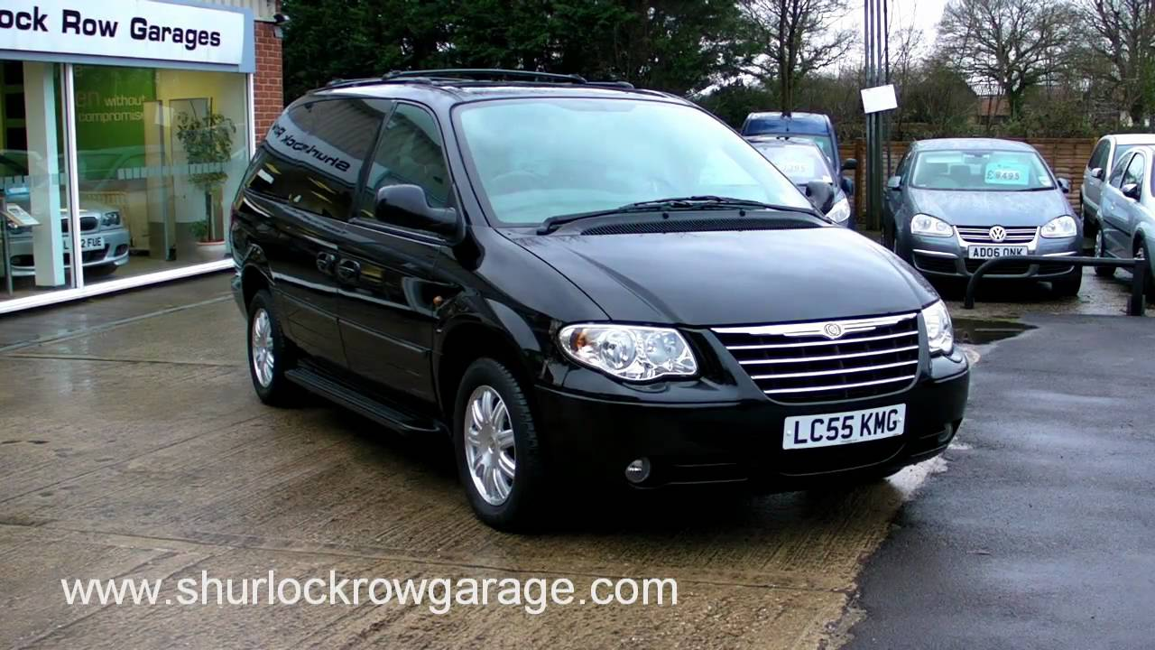 Chrysler Grand Voyager #25