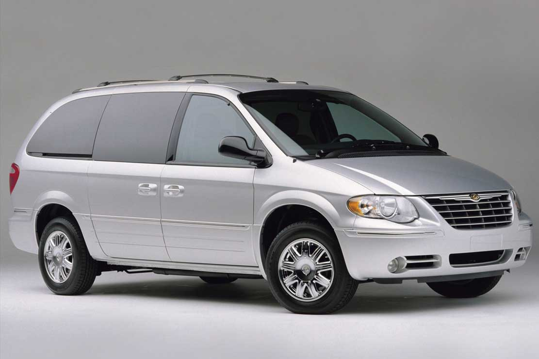 Chrysler Grand Voyager #29