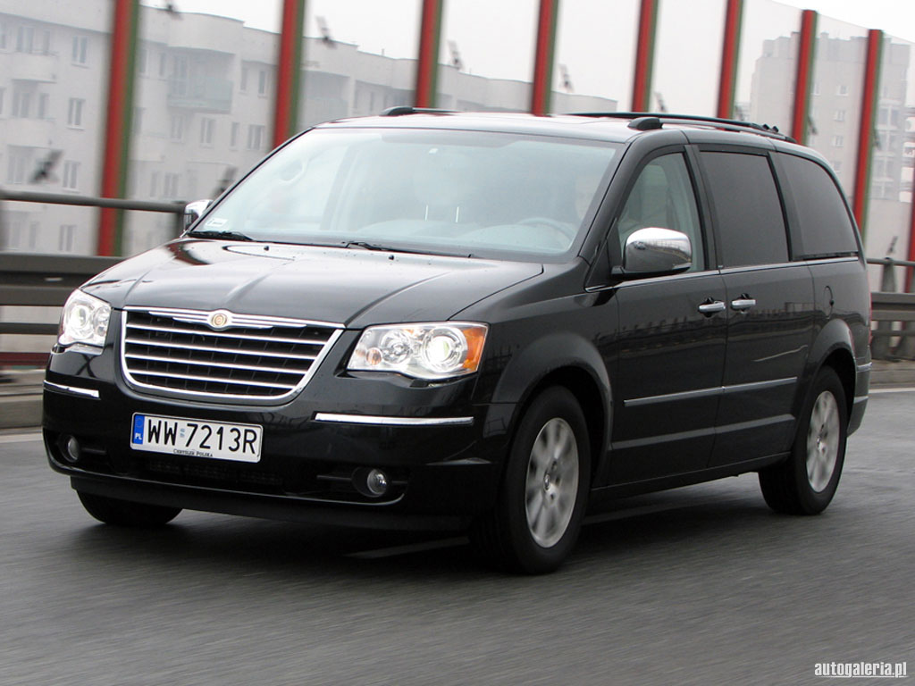 Chrysler Grand Voyager #22