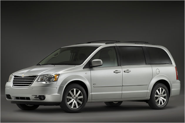 Chrysler Grand Voyager #21