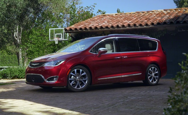 Chrysler Pacifica #17