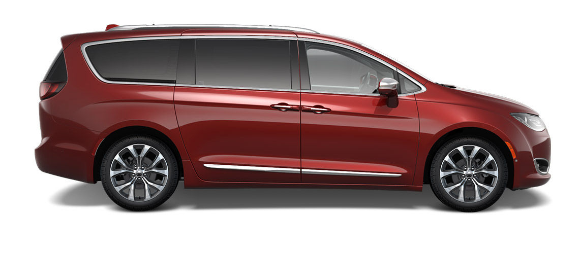 Chrysler Pacifica #18