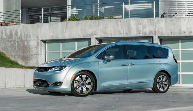Chrysler Pacifica #25