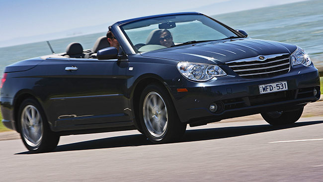 Chrysler Sebring #15
