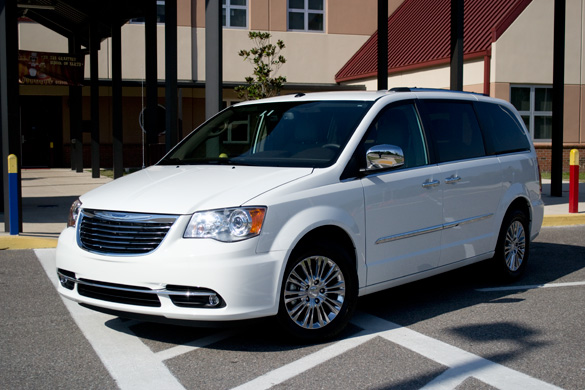 Chrysler Town And Country #21