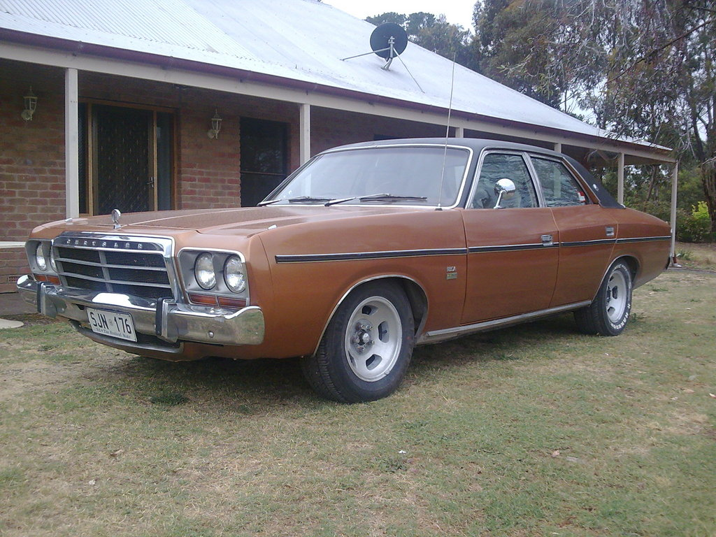 Chrysler Valiant #20