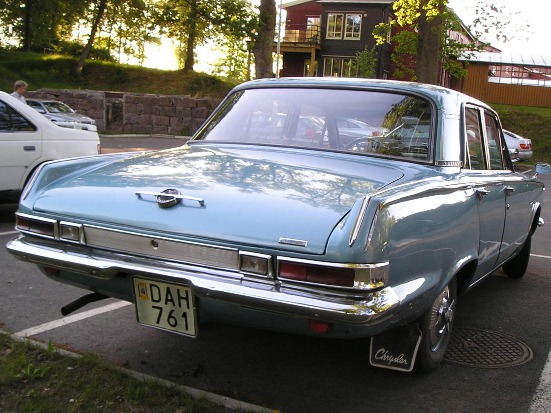 Chrysler Valiant #30