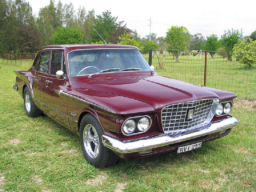 Chrysler Valiant #23