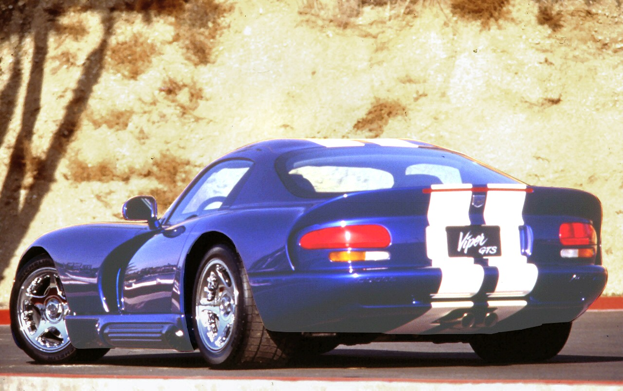 Chrysler Viper #25