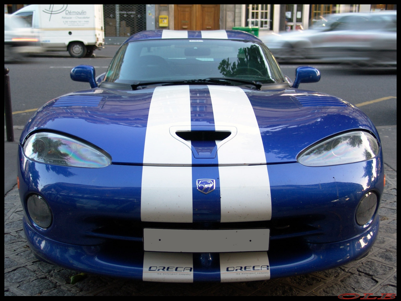 Chrysler Viper #20