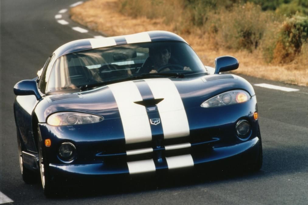 Chrysler Viper #24