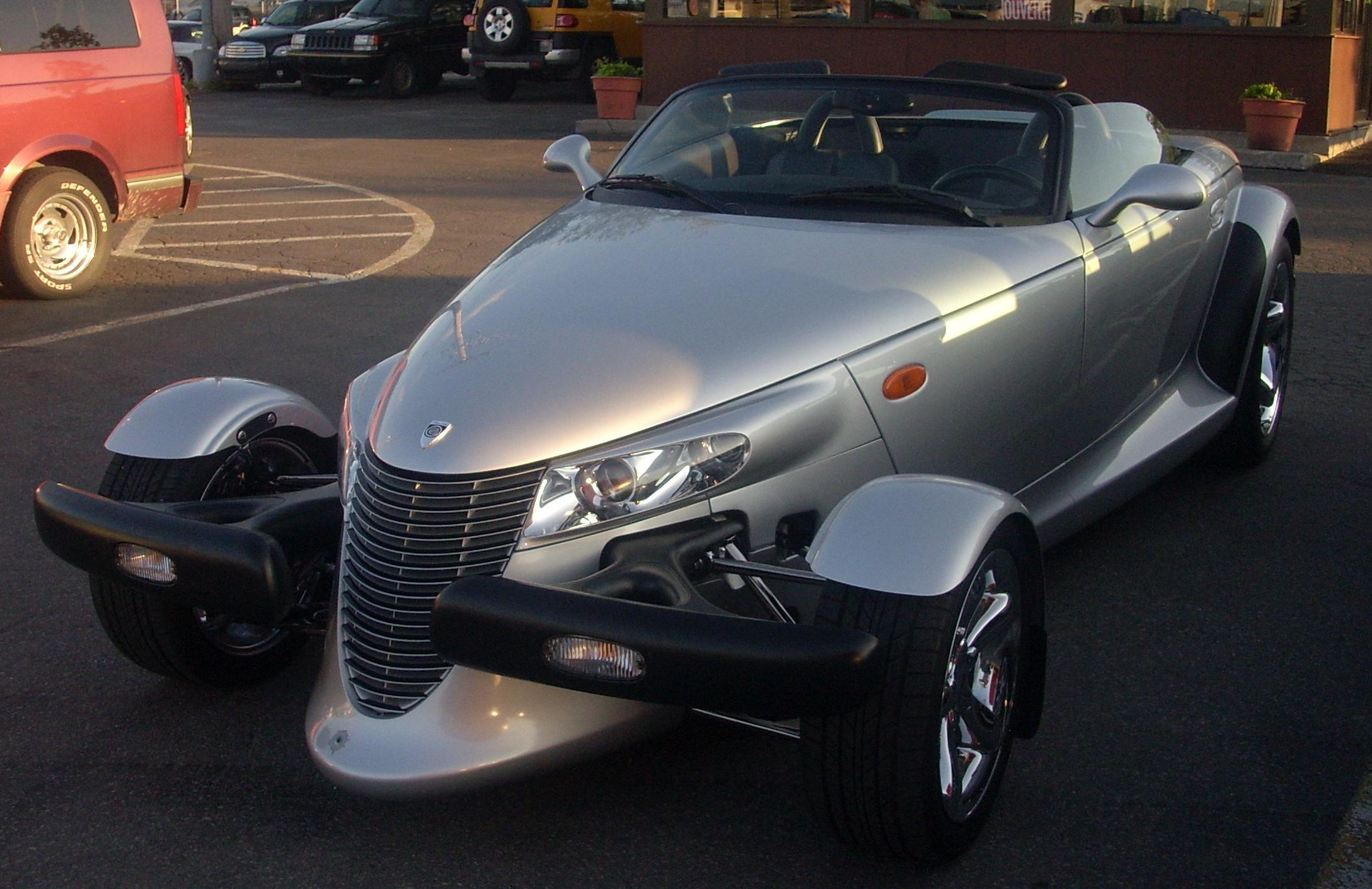 Dodge Prowler #18