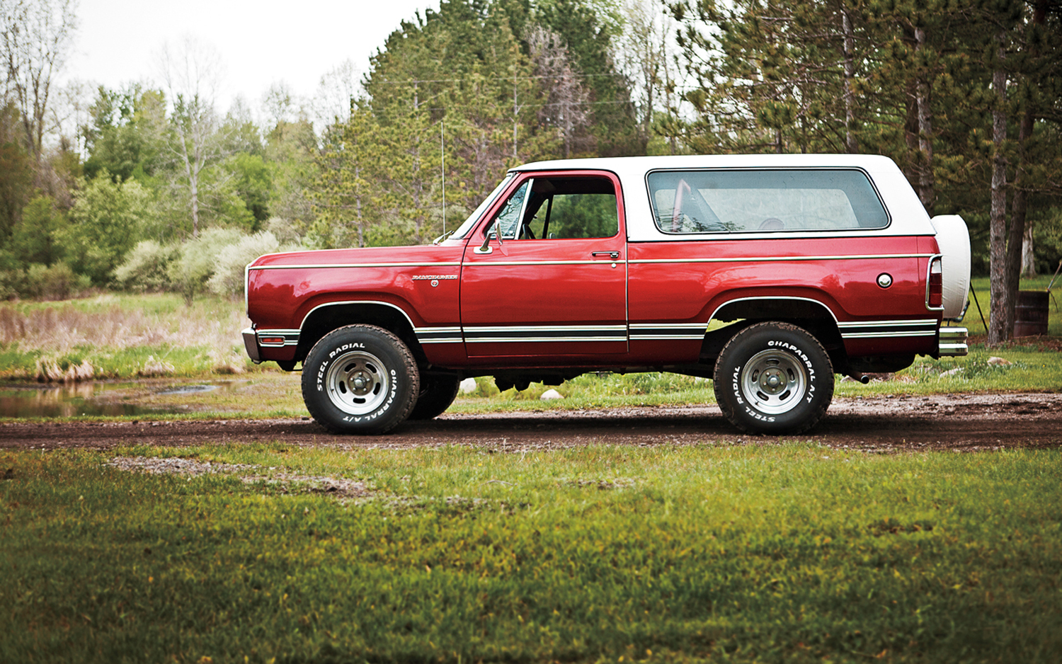 Dodge Ramcharger #20