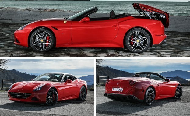 Ferrari California #25