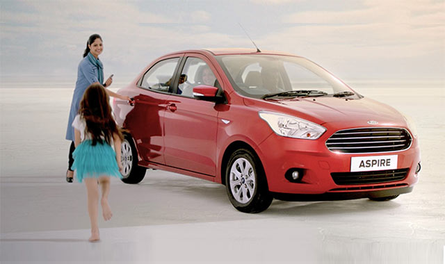 Ford Aspire #15