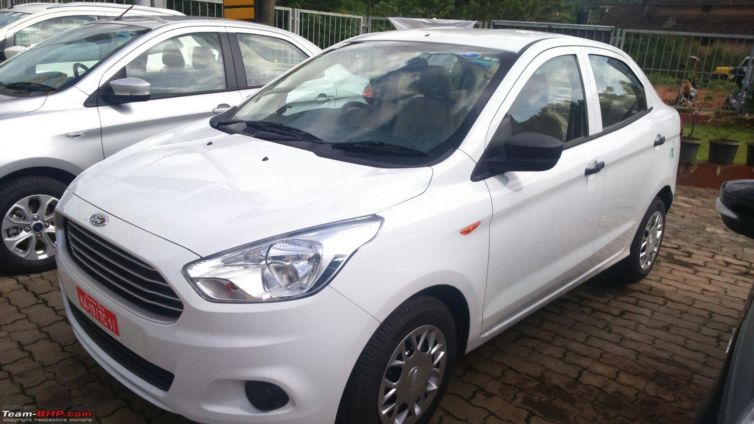 Ford Aspire #22