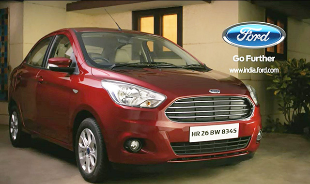Ford Aspire #16