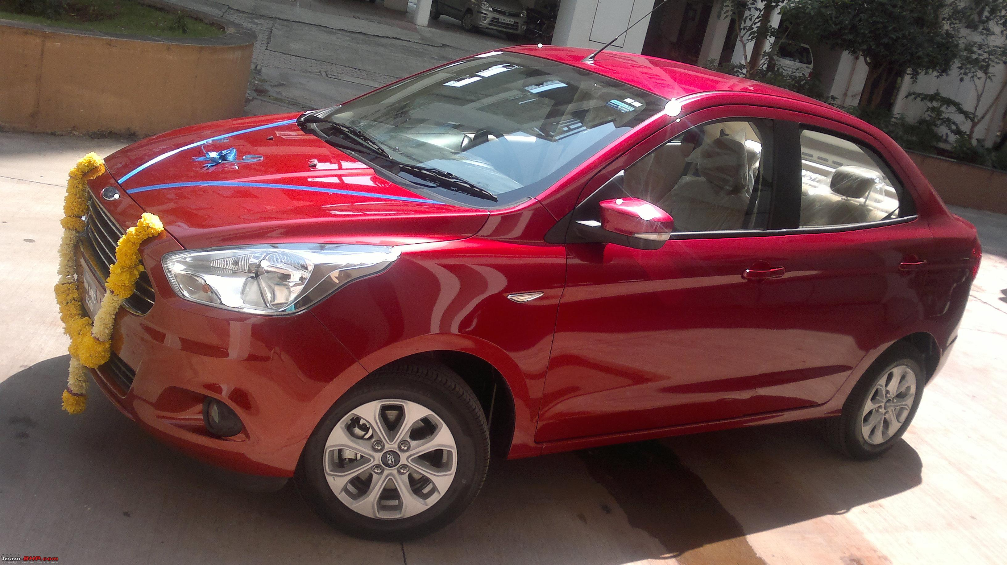 Ford Aspire #21
