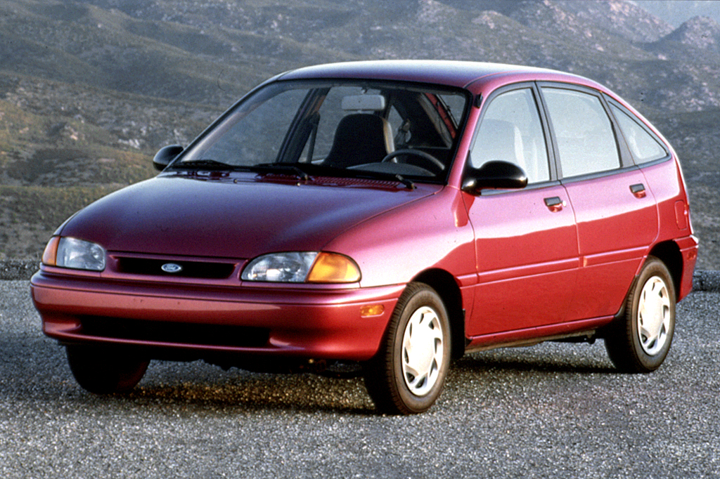 Ford Aspire #17