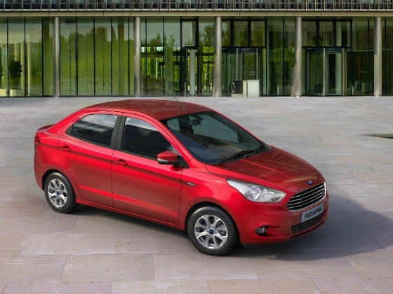 Ford Aspire #20
