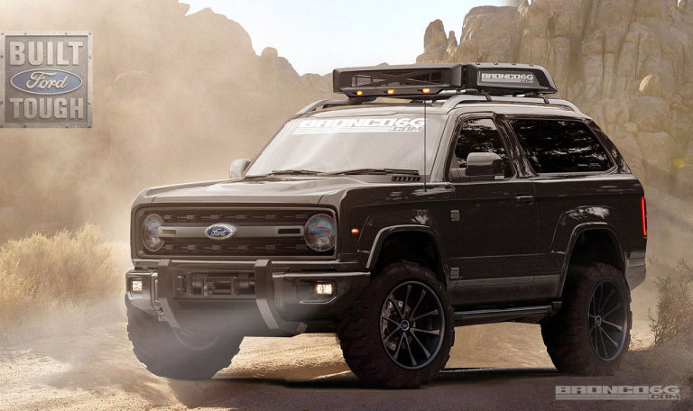 Ford Bronco #24