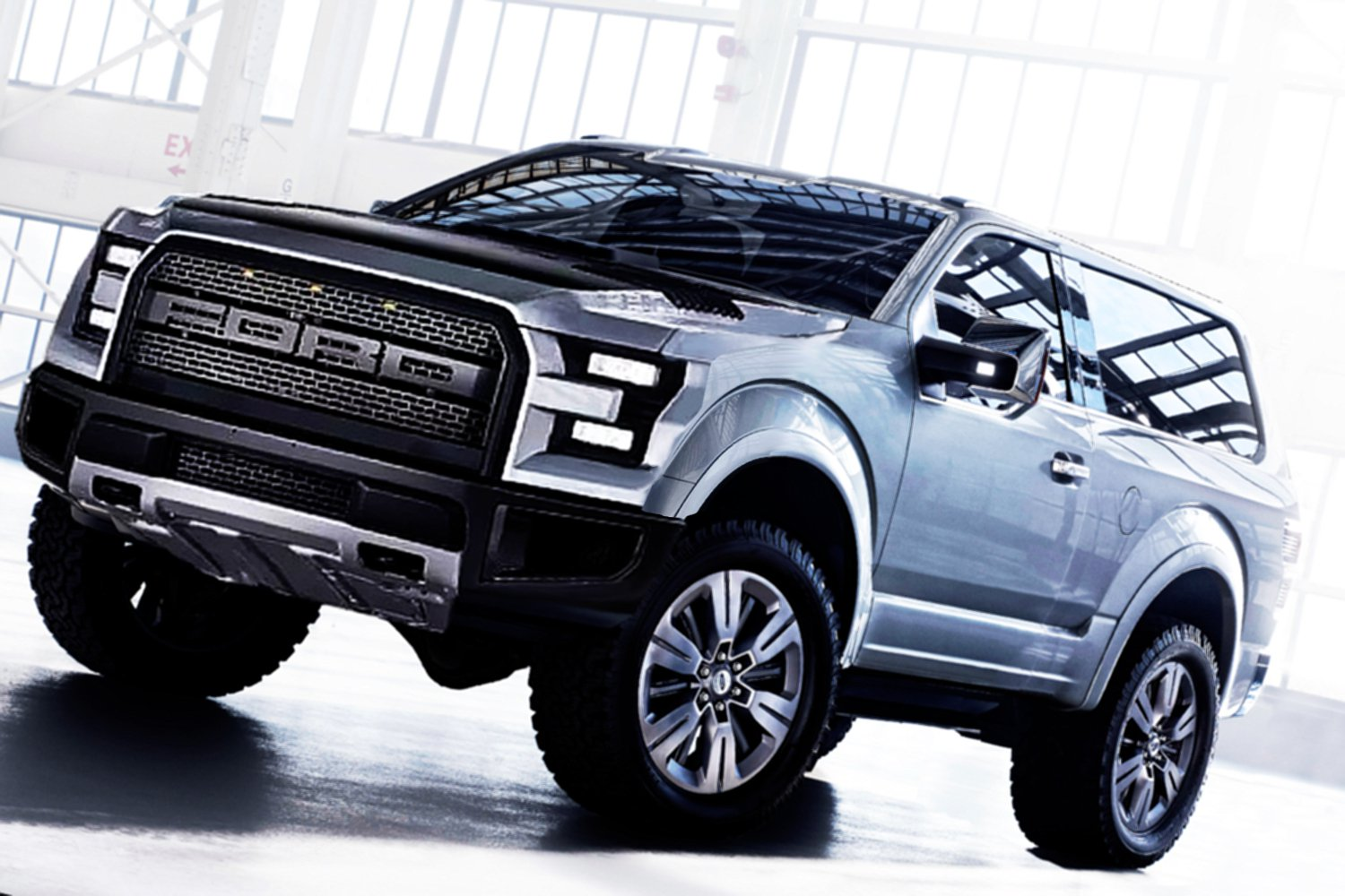 Ford Bronco #27