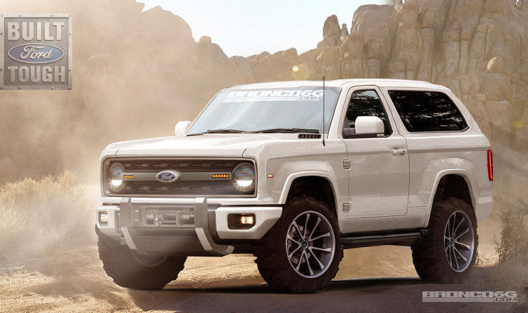 Ford Bronco #21