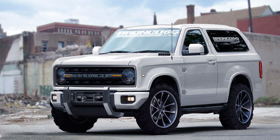Ford Bronco #19