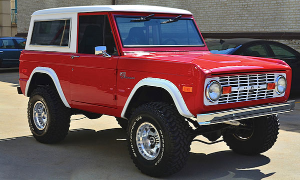 Ford Bronco #25