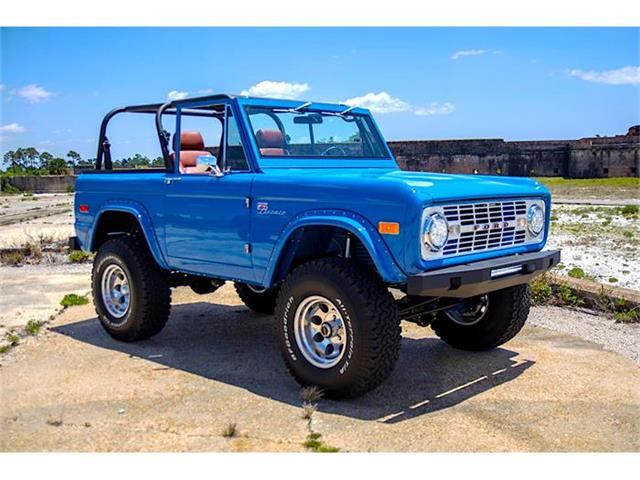 Ford Bronco #28
