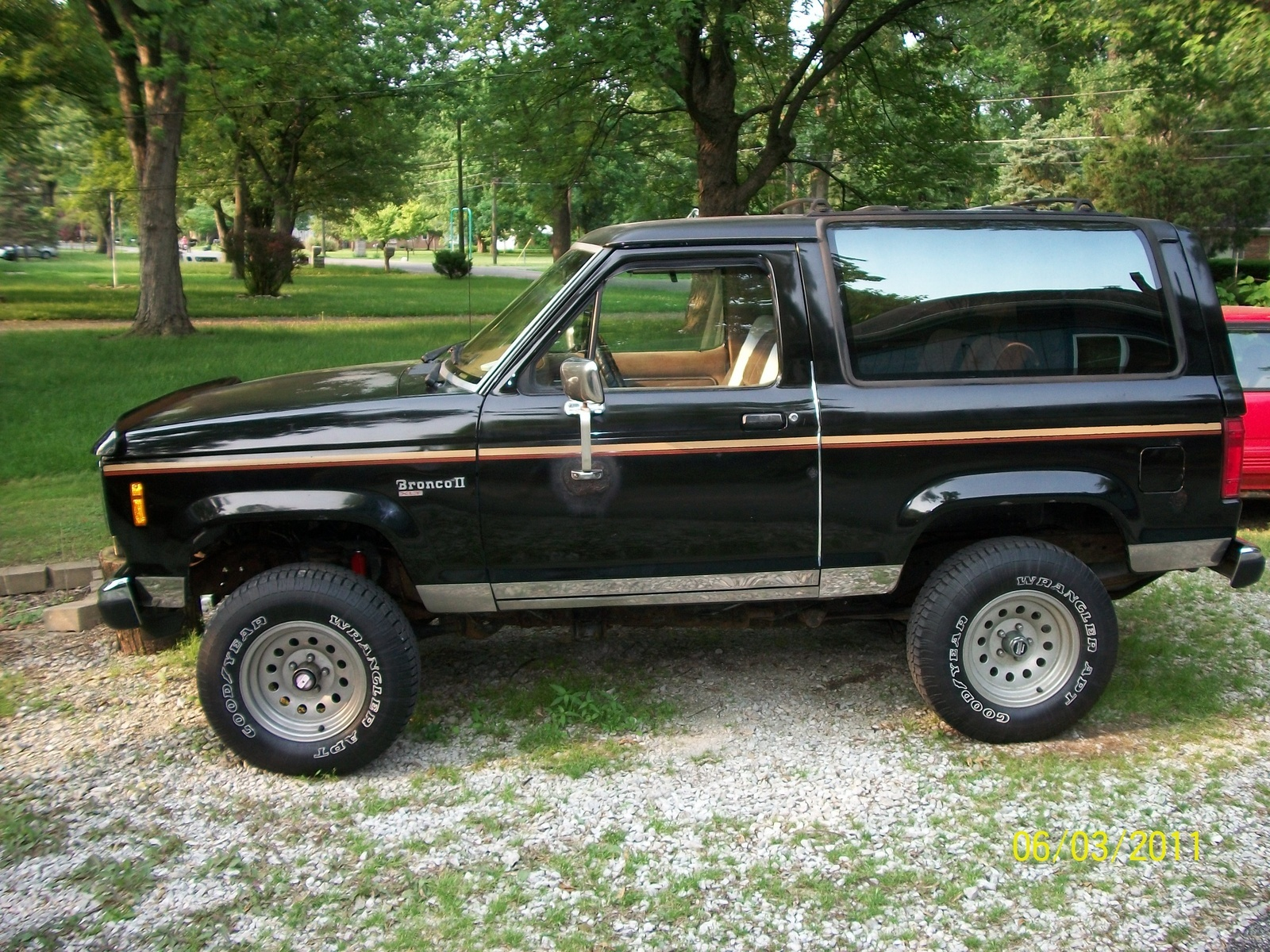 Ford Bronco Ii #14