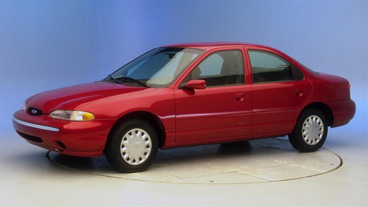 Ford Contour #16