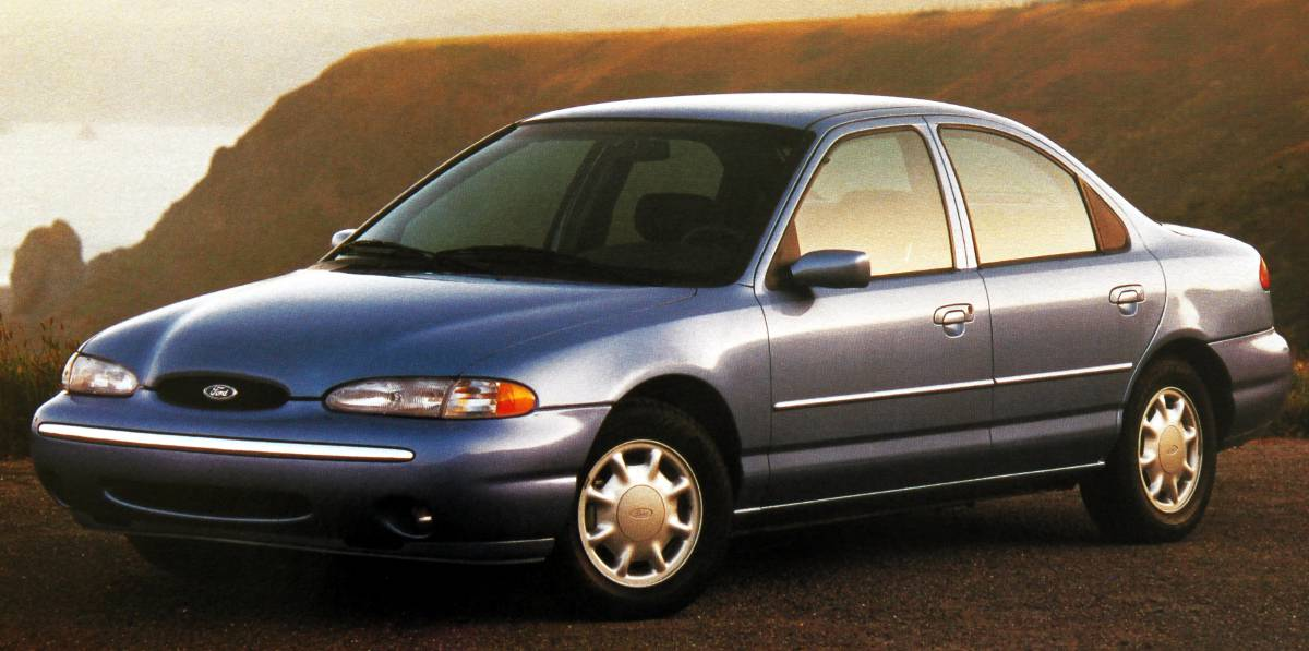Ford Contour #15