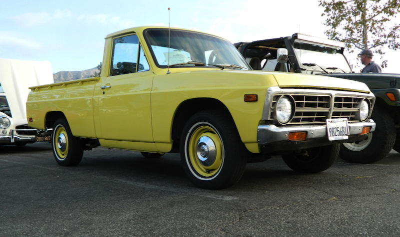 Ford Courier #20