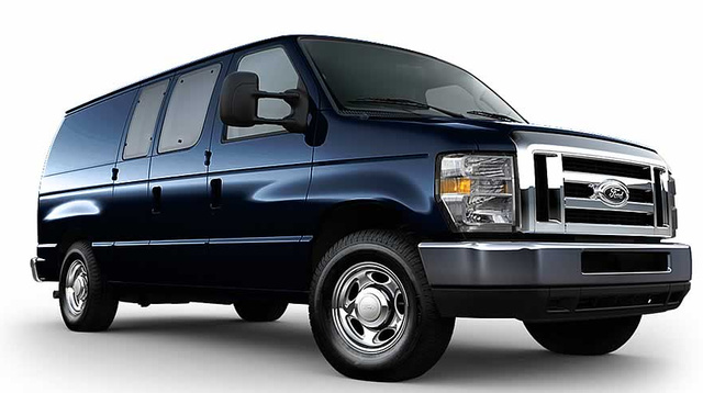 Ford E-series Van #19