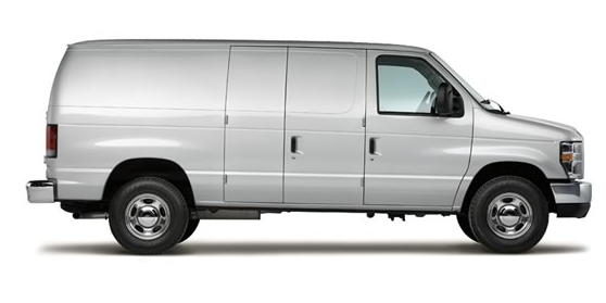 Ford E-series Van #17