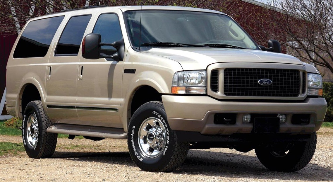 Ford Excursion #23