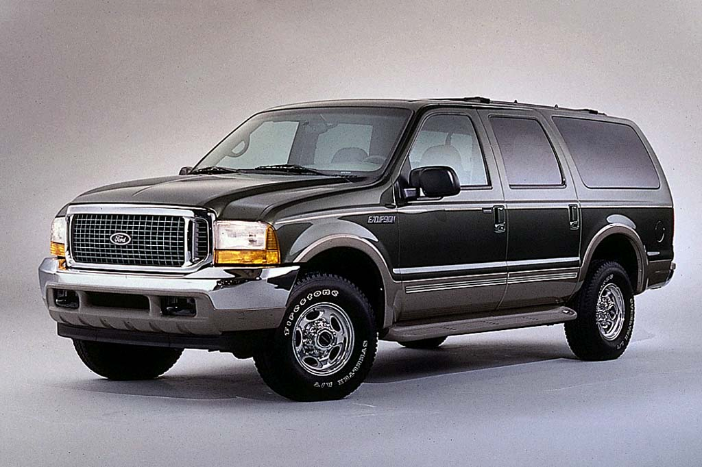Ford Excursion #17