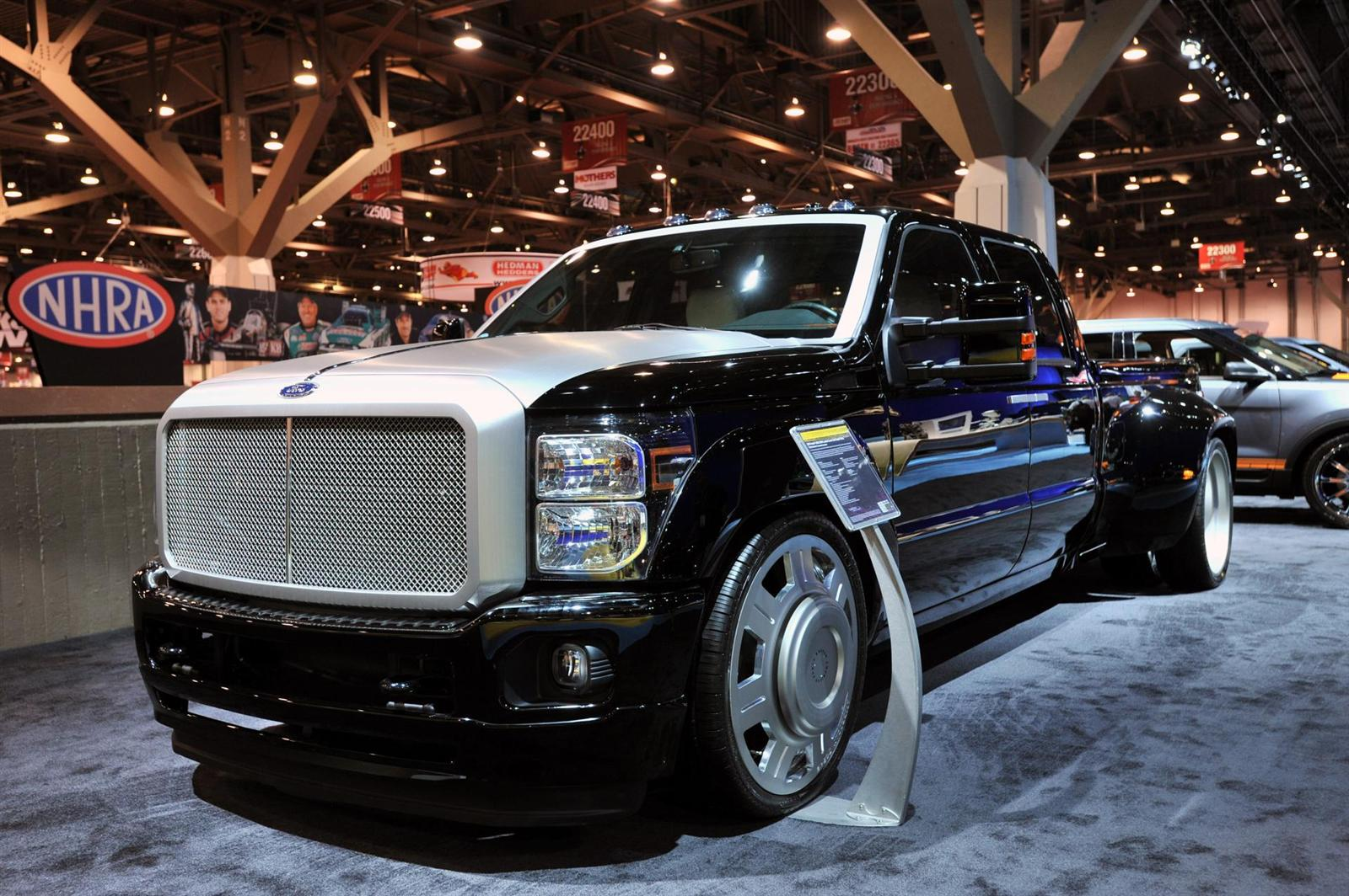 Ford F #20