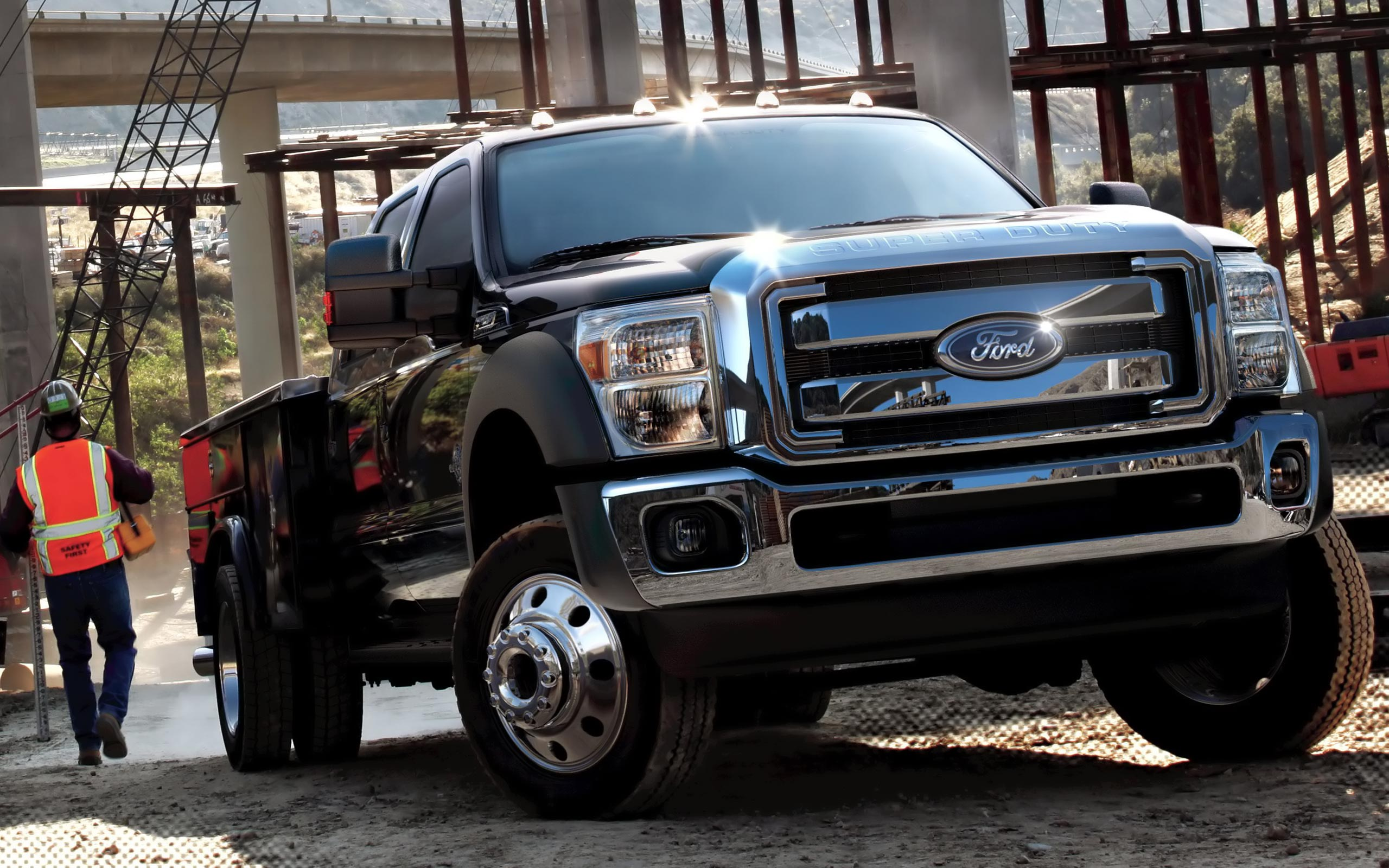 Ford F #22