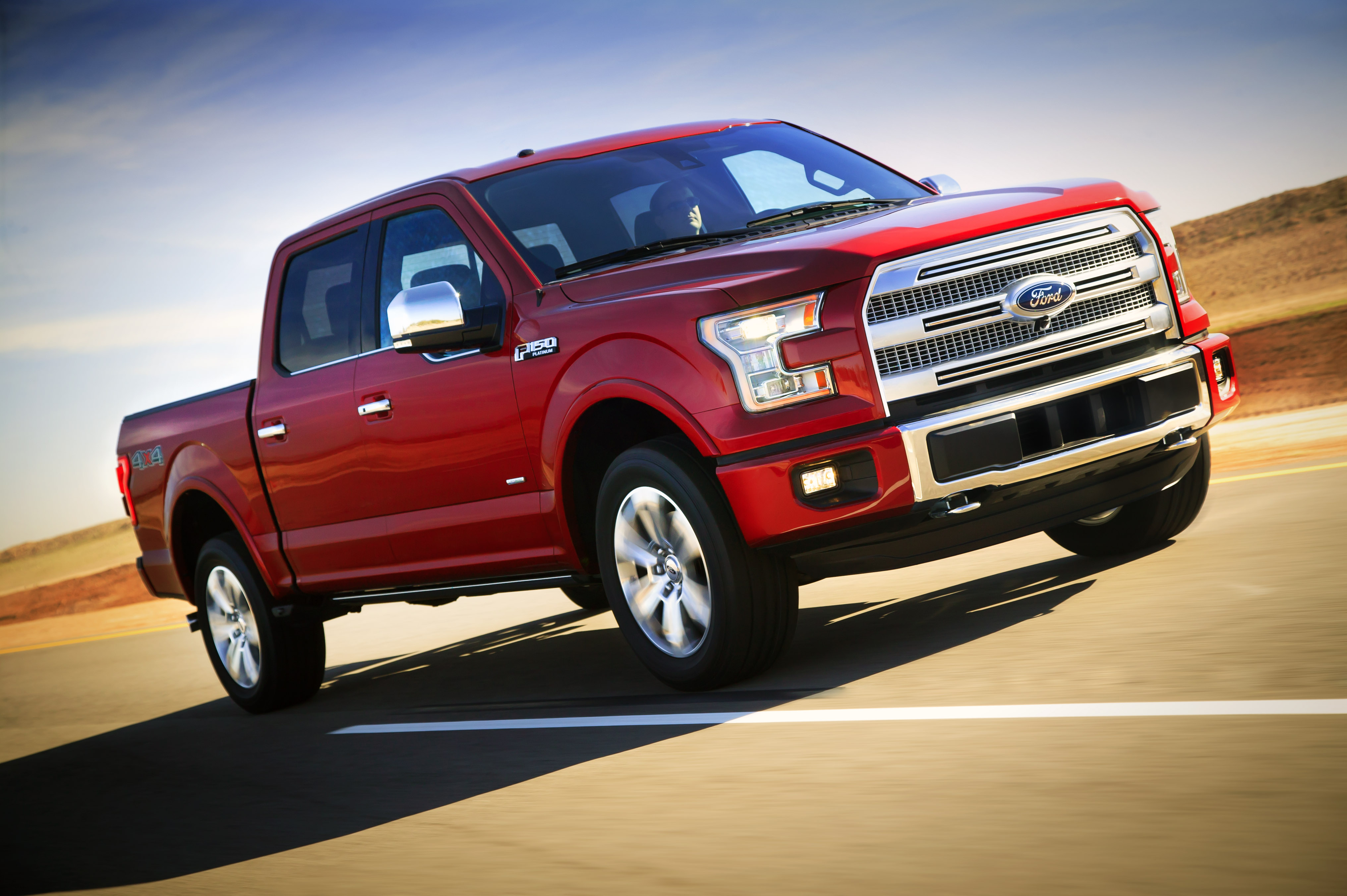 Ford F #23